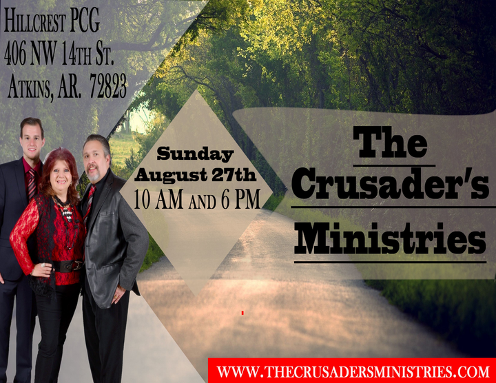 The Crusader's Ministries @ Hillcrest PCG - Atkins, AR