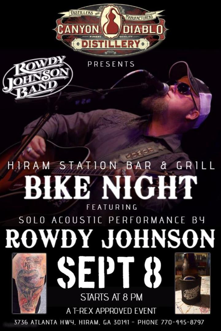 Rowdy Johnson Band @ Hiram Station Bar & Grill - Hiram, GA