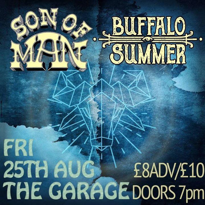 Buffalo Summer Tour Dates