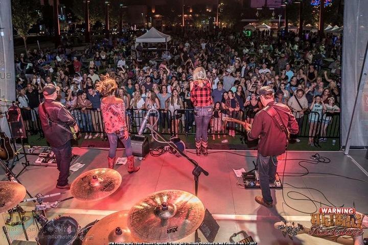 Hillbilly Rockstarz @ Riverfest Express South Elgin  - South Elgin, IL
