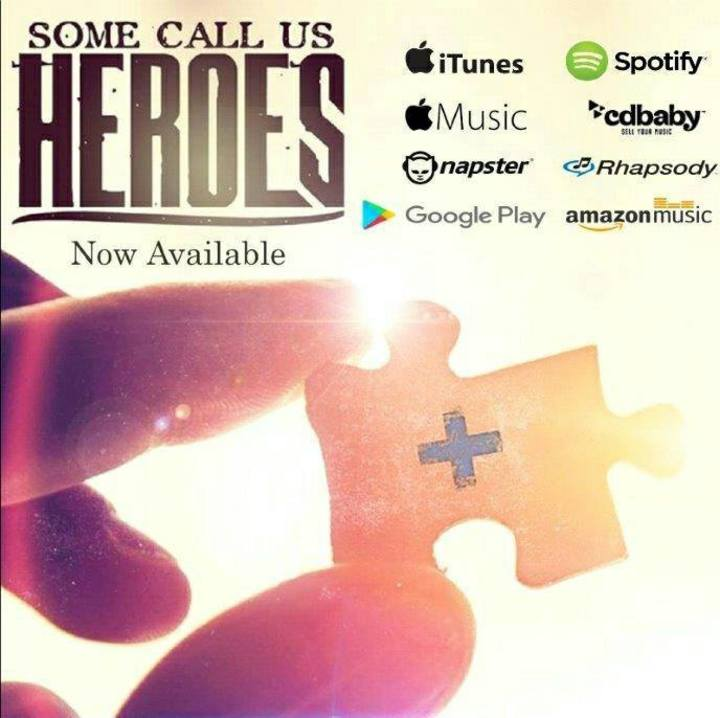 Some Call Us Heroes @ Club Red - Mesa, AZ