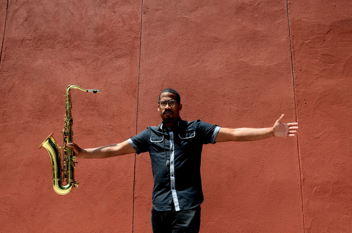 James Brandon Lewis @ Roulette  - Brooklyn, NY