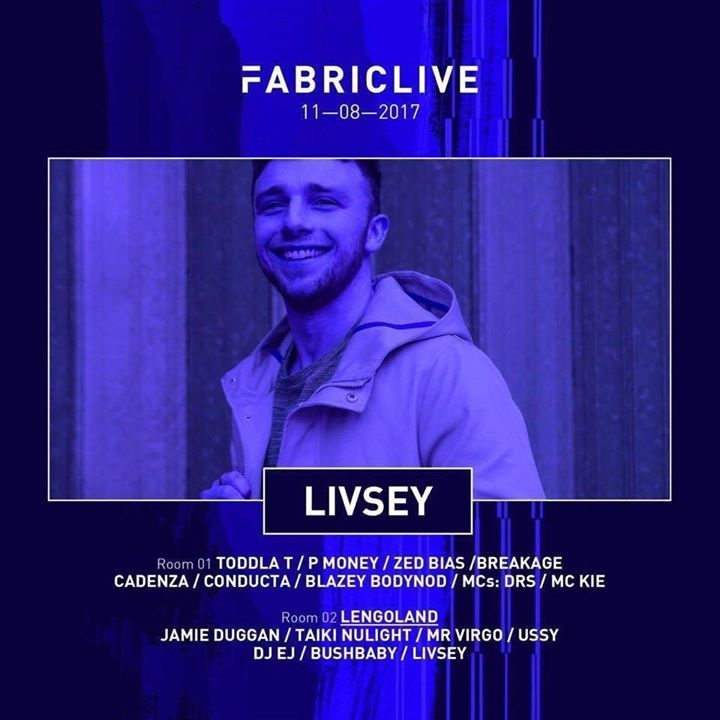 Livsey Tour Dates