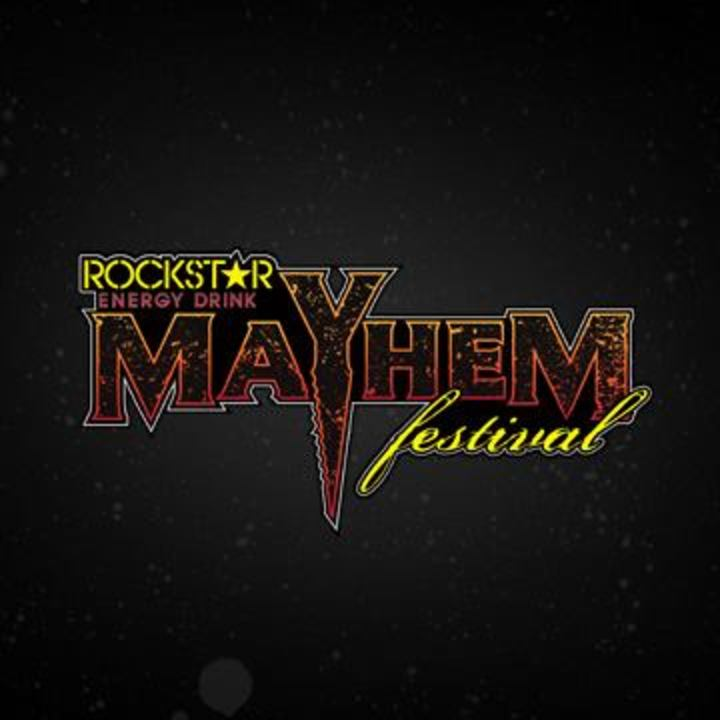 Rockstar Energy Drink Mayhem Festival @ Gexa Energy Pavilion - Dallas, TX