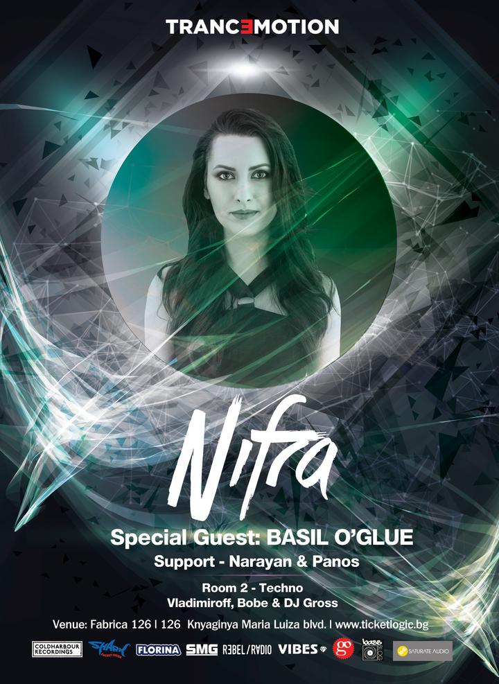 Nifra @ Fabrica 126 - Sofia, Bulgaria