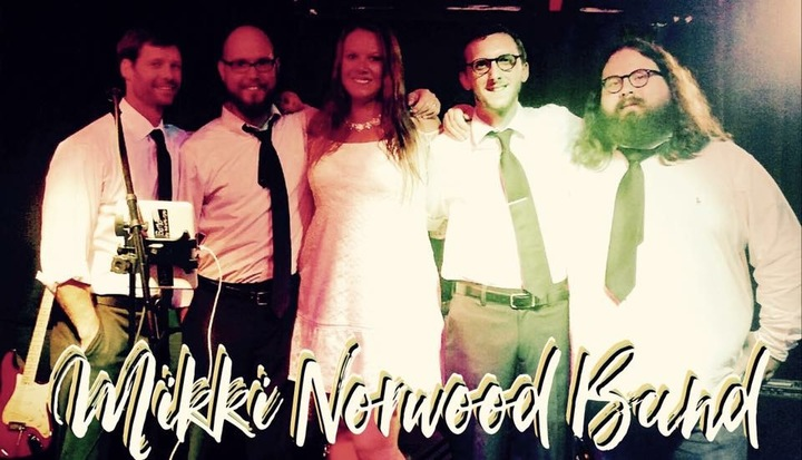 Mikki Norwood Band @ Spicy's North  - Knoxville, TN
