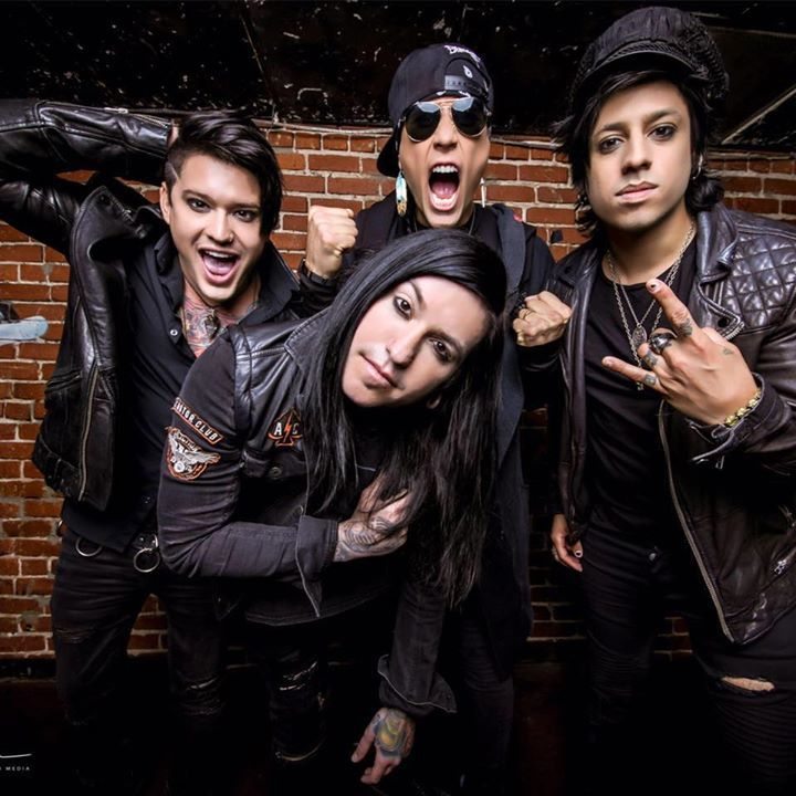 Escape the Fate Tour Dates