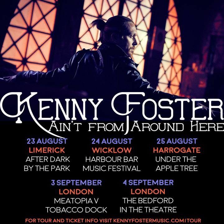 Kenny Foster @ Warehouse Recording Co. - Harrogate, United Kingdom