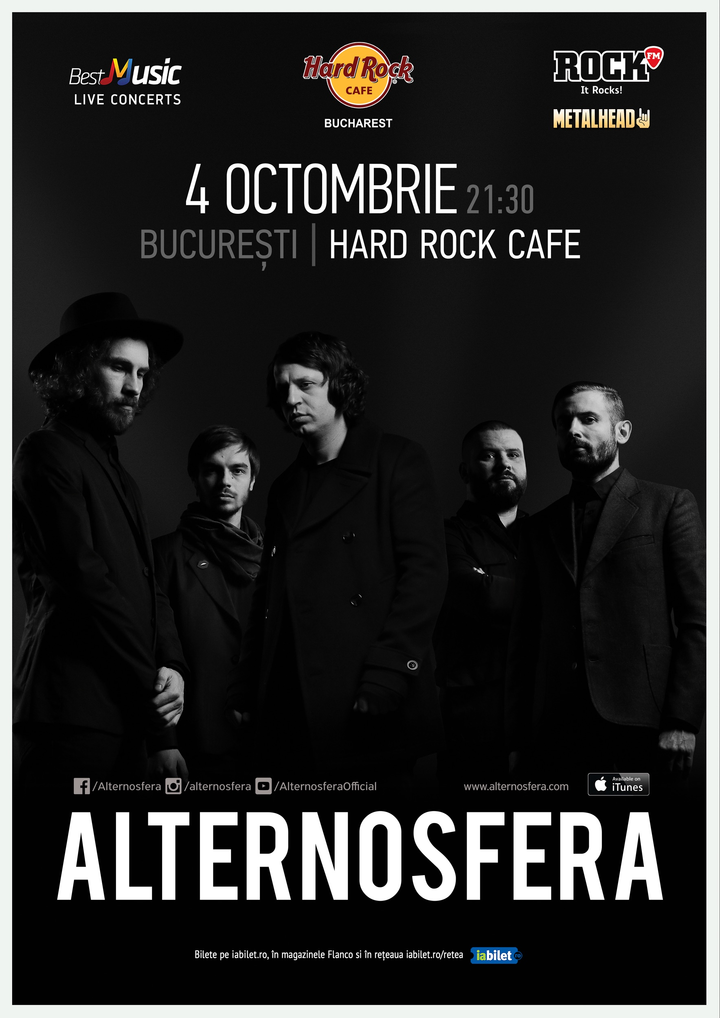 METALHEAD Romania @ Hard Rock Cafe Bucharest - Bucharest, Romania