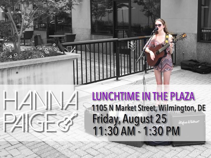 Hanna Paige Music @ 1105 N Market Street - Wilmington, DE