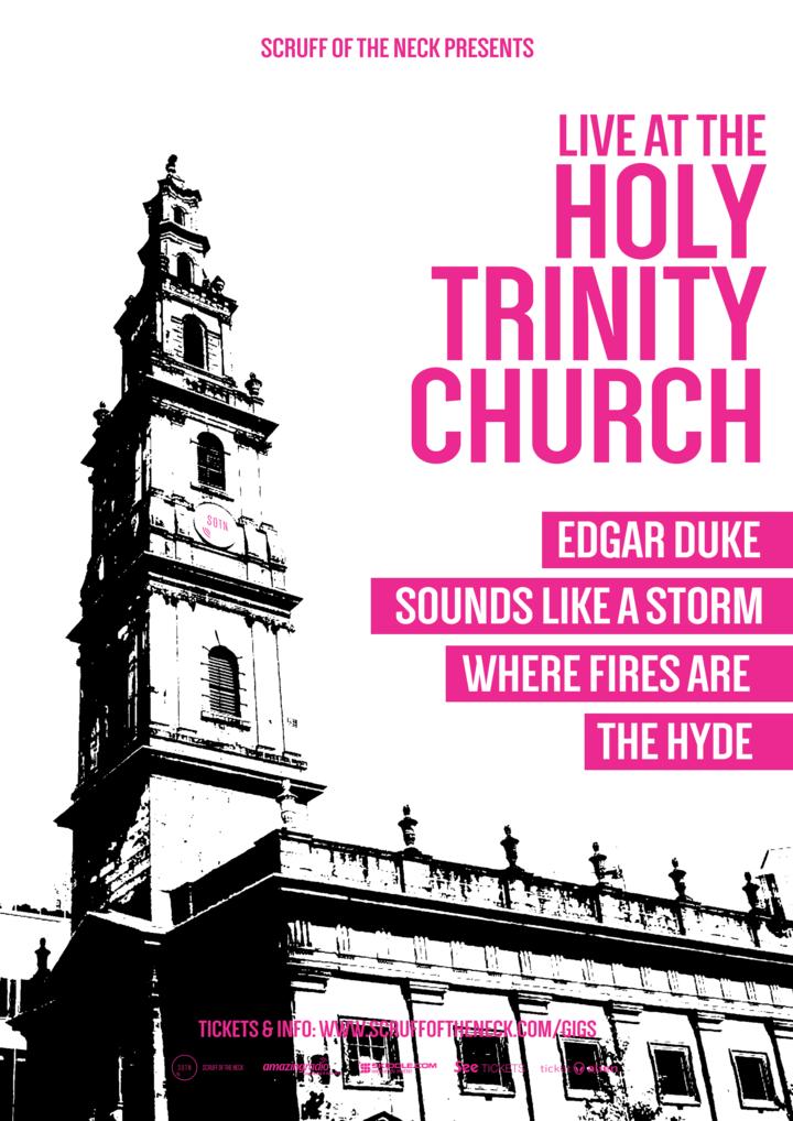 Sounds like a Storm @ Holy Trinity Church  - Leeds, United Kingdom