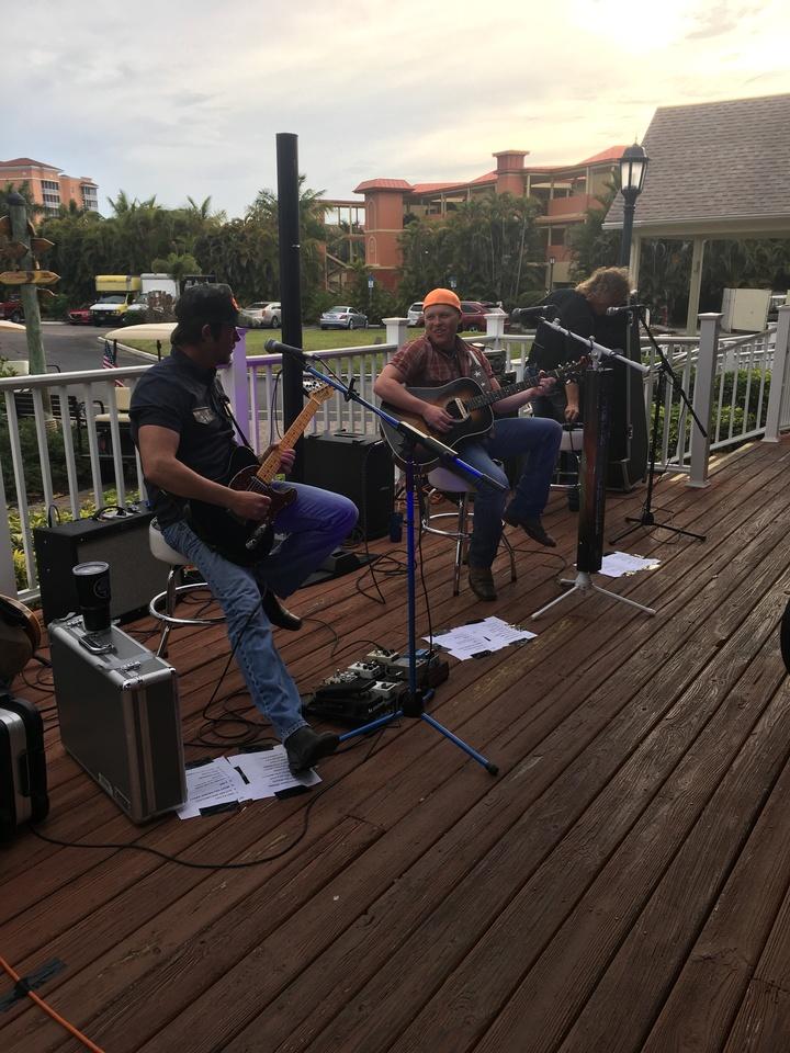 Jack Michael Music @ Cass Cay Restaurant & Bar - Punta Gorda, FL