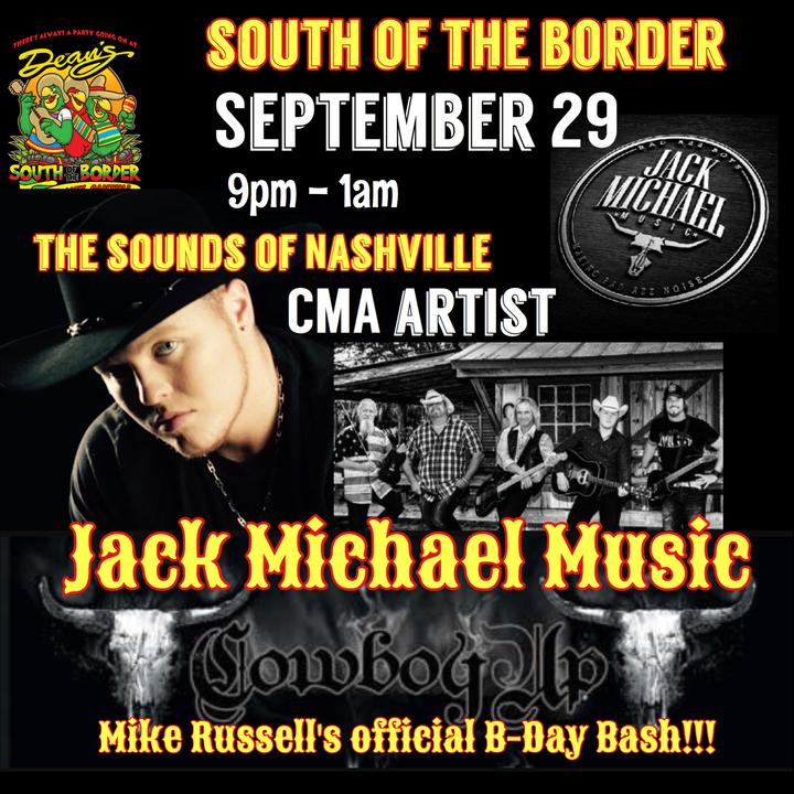 Jack Michael Music @ Dean's South of the Border - Punta Gorda, FL