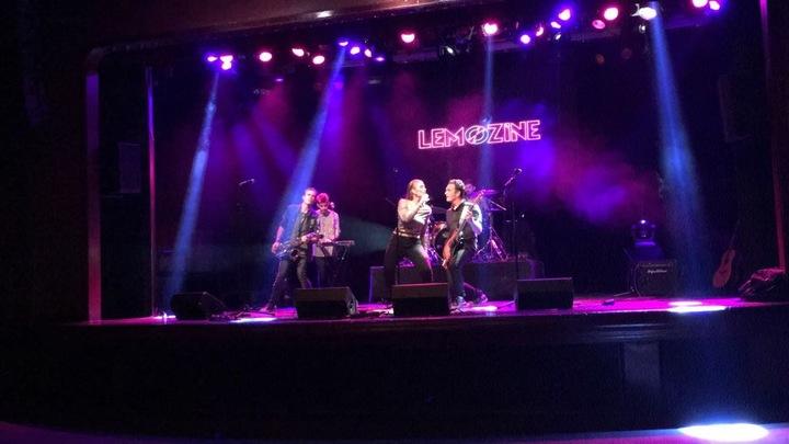 Lemozine Band @ Sala Mariscal - Estartit, Spain