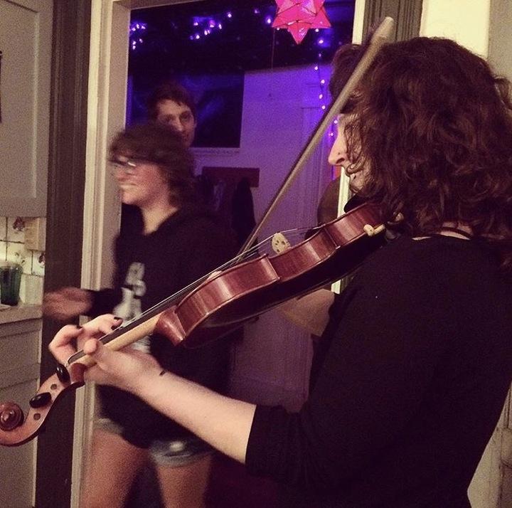 Ami Madeleine @ House Show - Ithaca, NY