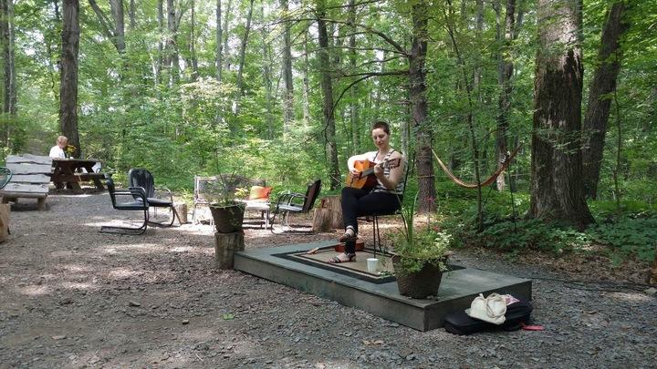 Ami Madeleine @ Rail Trail Café - Rosendale, NY