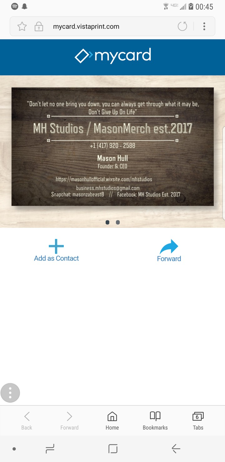MH Studios Est. 2017 @ The AMP @SGF  - Springfield, MO
