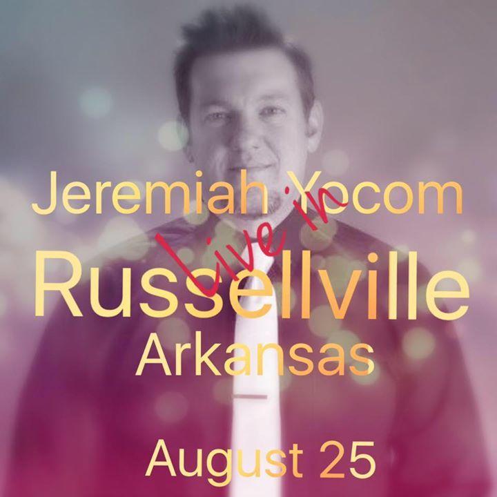 Jeremiah Yocom Tour Dates