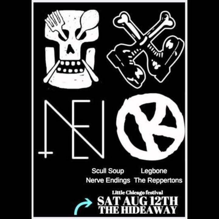 Nerve Endings Tour Dates