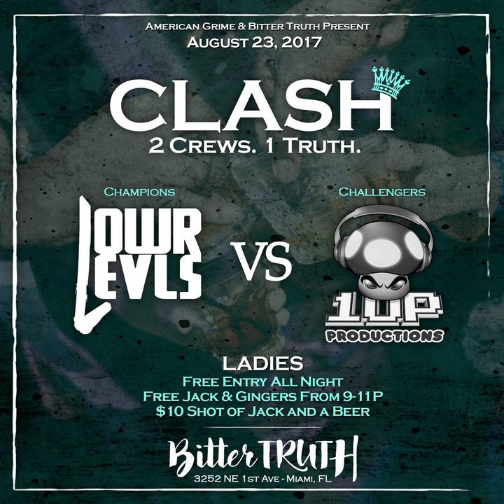 Dj Munkey @ Bitter Truth - Miami, FL