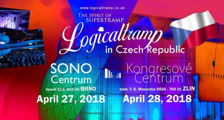 Logicaltramp @ Sono Centrum - Brno, Czech Republic