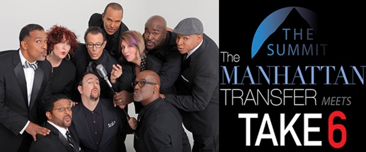 The Manhattan Transfer @ Ordway Center for Performing Arts - Saint Paul, MN