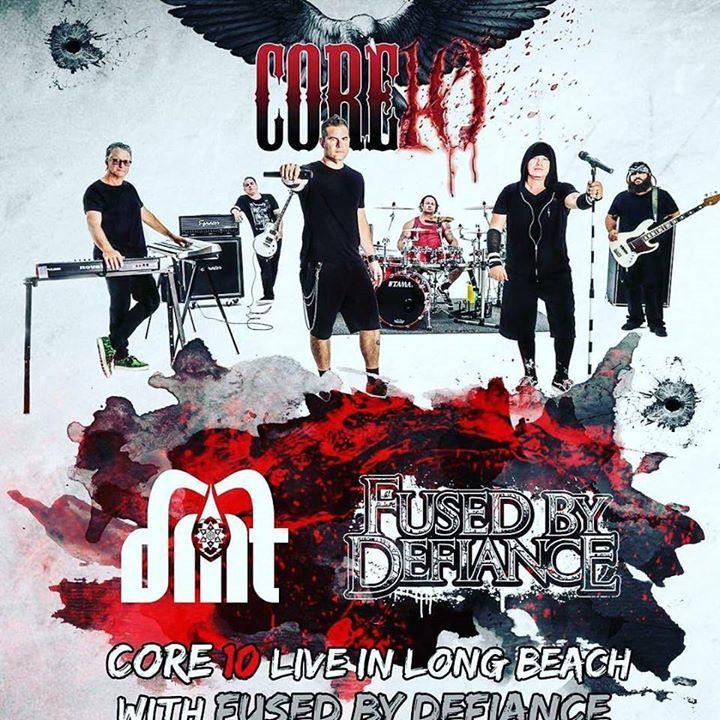 Core 10 Tour Dates