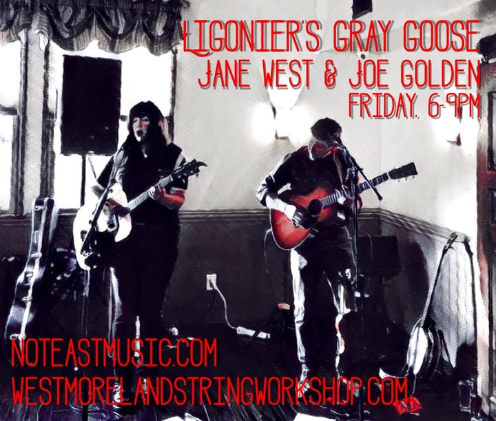 Jane West @ The Gray Goose  - Ligonier, PA