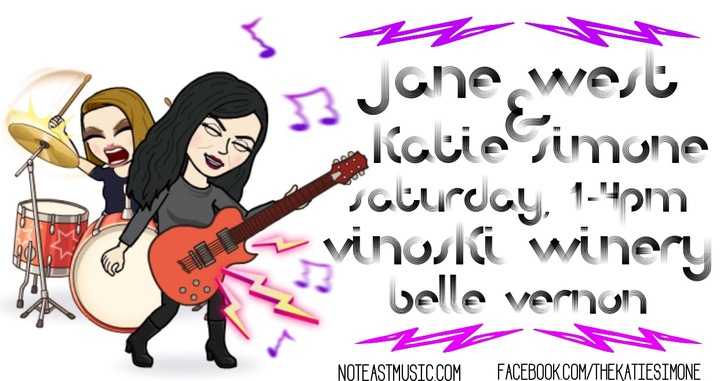 Jane West @ Vinoski Winery  - Belle Vernon, PA