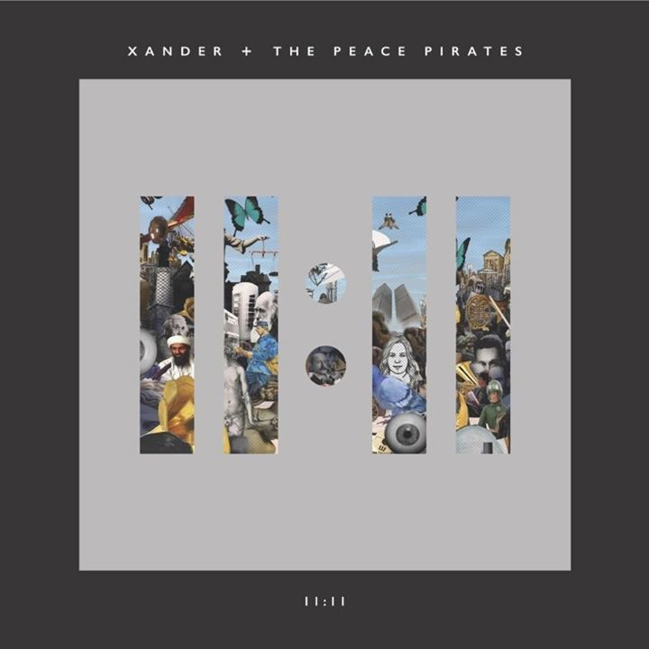 Xander & The Peace Pirates Tour Dates