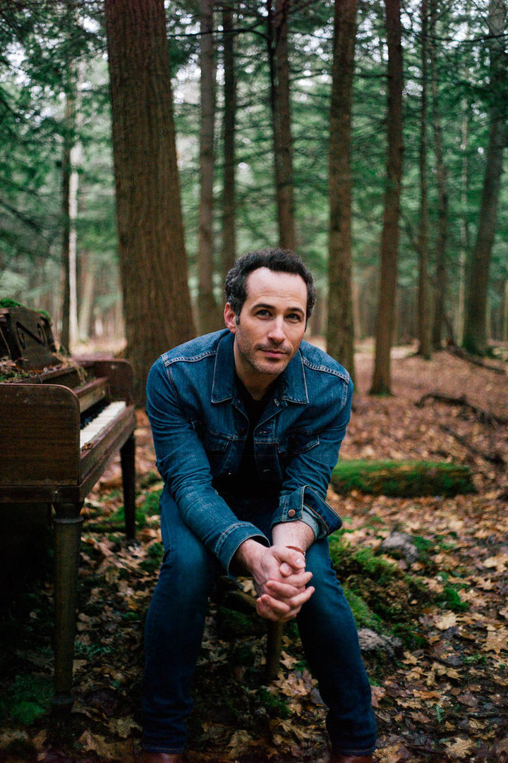 Joshua Davis @ The Ark - Ann Arbor, MI