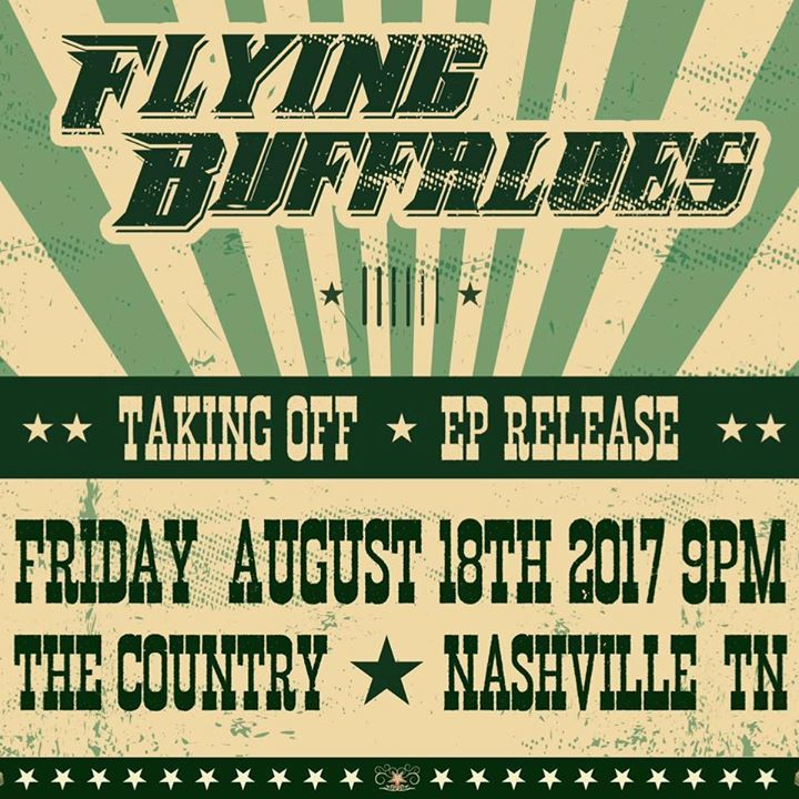 Flying Buffaloes @ Two Brothers Roundhouse - Aurora, IL
