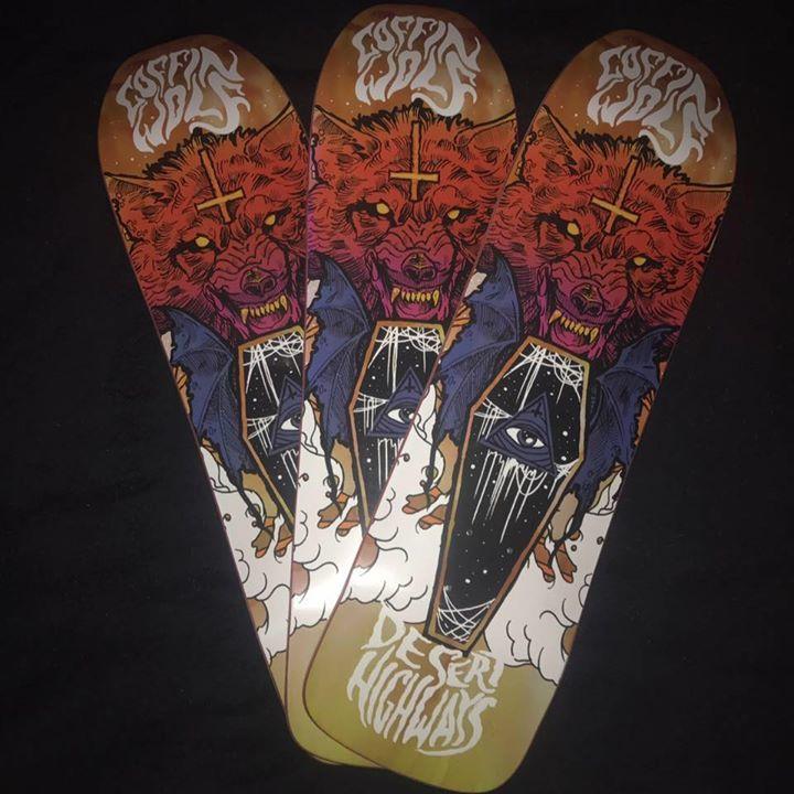 Coffin Wolf Tour Dates