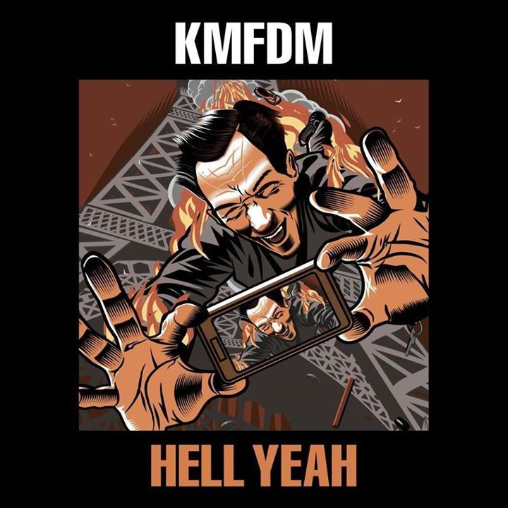 KMFDM @ Globe Theatre + The Palace Theatre - Los Angeles, CA