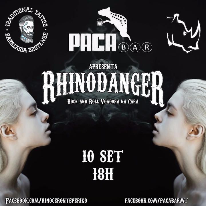 Rhinodanger @ Paca Bar - Mineiros Do Tietê, Brazil