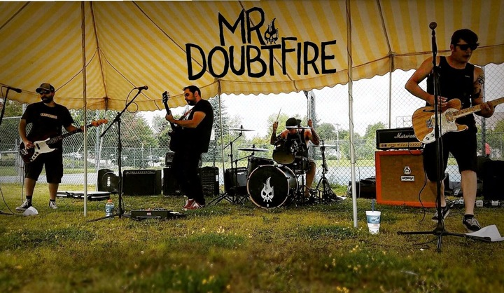 Mr. Doubtfire @ Live @ 212 - Westbrook, ME