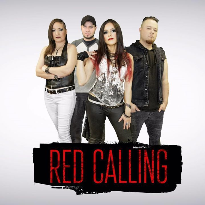 Red Calling Tour Dates