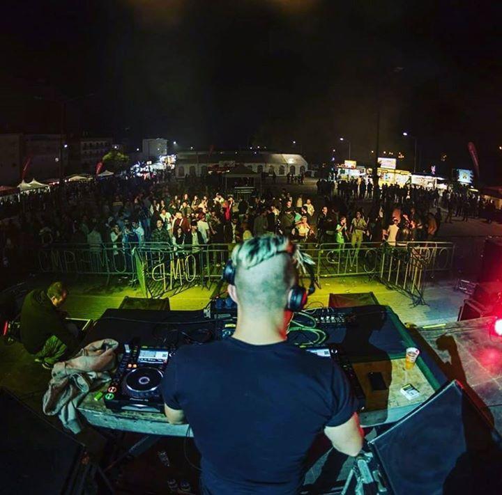 Marty M DJ Tour Dates