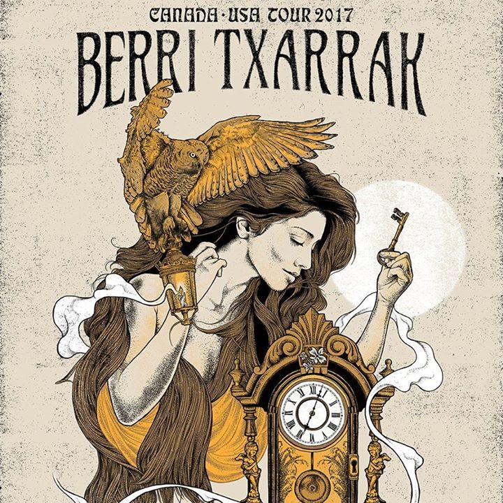 Berri Txarrak @ Rebel - Toronto, Canada