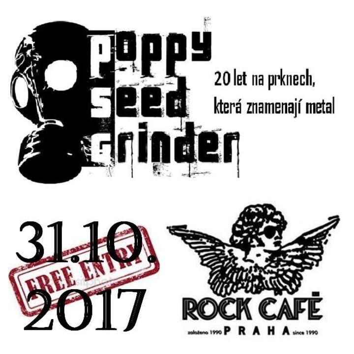Poppy Seed Grinder Tour Dates