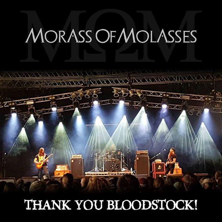 Morass Of Molasses @ Cluny 2 - Newcastle, United Kingdom