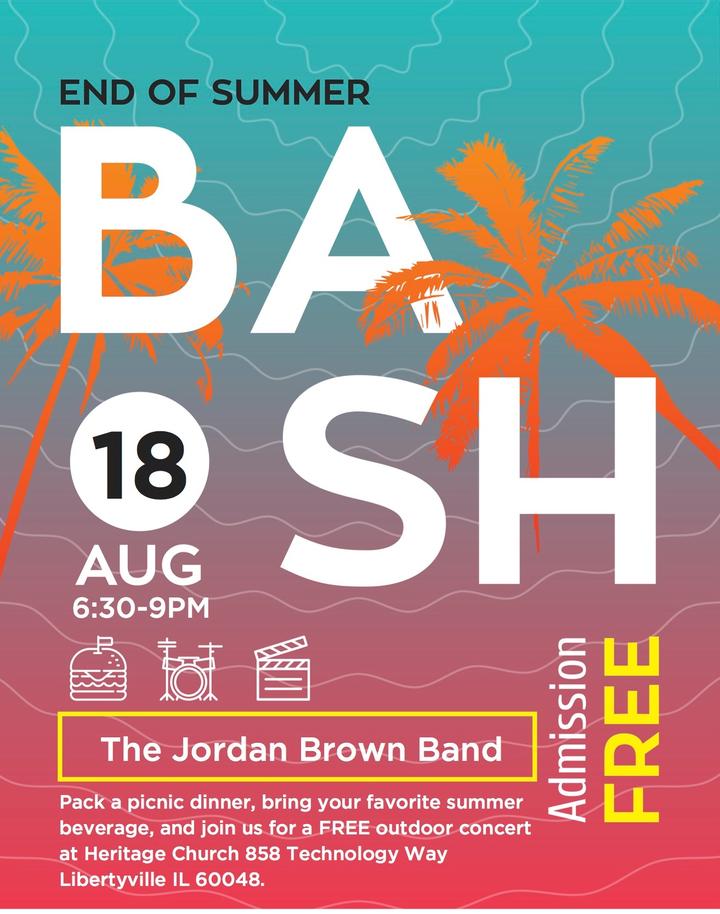 Jordan Brown Music @ Heritage Libertyville - Libertyville, IL