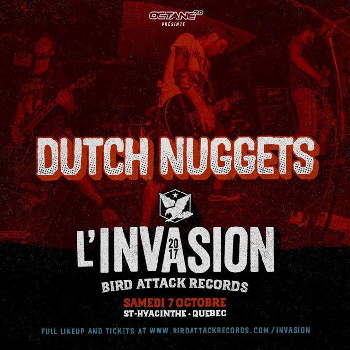 Dutch Nuggets Tour Dates
