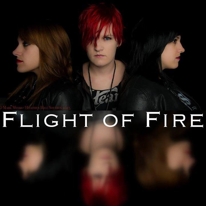 Flight of Fire @ Hard Rock Cafe - Boston, MA