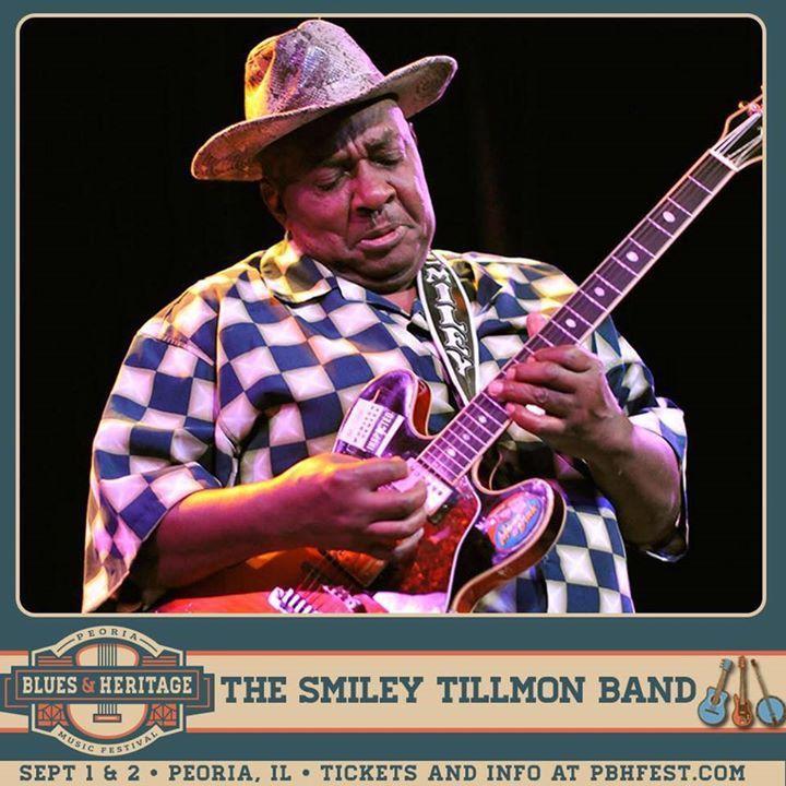 The Smiley Tillmon Band Tour Dates