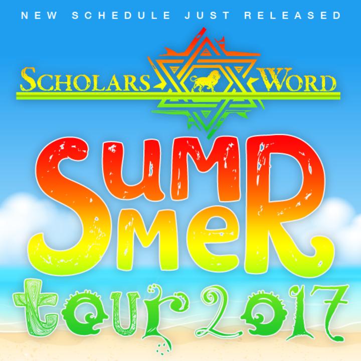 Scholar's Word Tour Dates