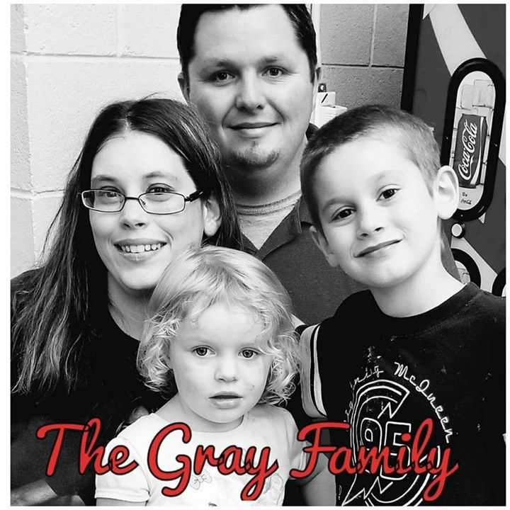 The Gray Family @ Spirit Filled Anniversary Singing @ Solid Rock Full Gospel Church  - Tunnel Hill, GA