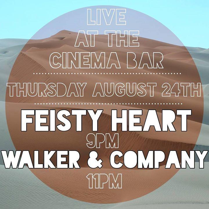 Feisty Heart Tour Dates