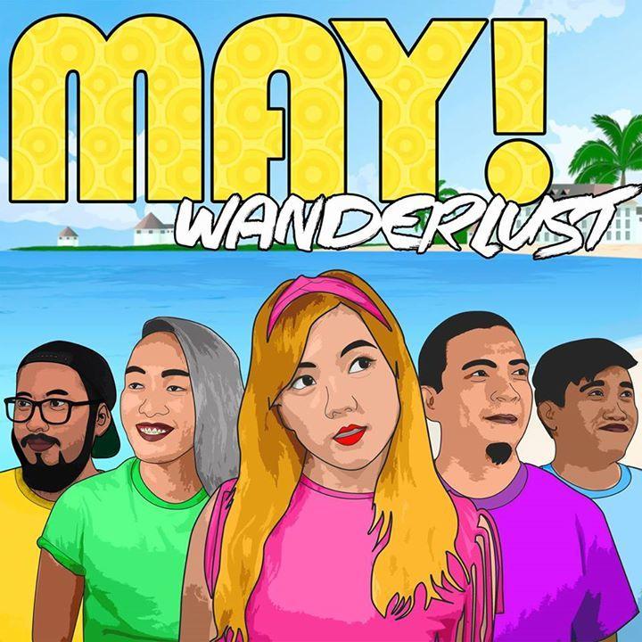 May Tour Dates