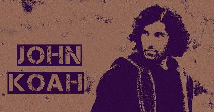 John Koah Tour Dates